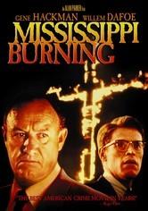 Rent Mississippi Burning on DVD