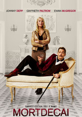Rent Mortdecai on DVD