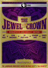 Rent Jewel in the Crown on DVD