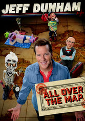 Rent Jeff Dunham: All Over the Map on DVD