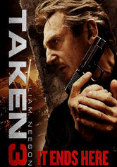 Rent Taken 3 on DVD
