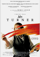 Rent Mr. Turner on DVD