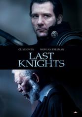 Rent Last Knights on DVD