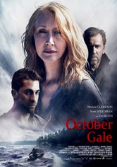 Rent October Gale on DVD