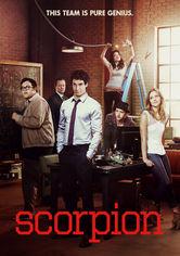 Rent Scorpion on DVD