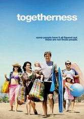 Rent Togetherness on DVD