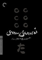 Rent Seven Samurai on DVD