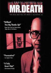 Mr. Death: Fred A. Leuchter Jr.