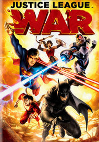 DCU Justice League: War