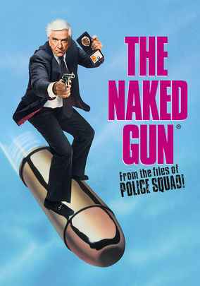 Rent The Naked Gun on DVD