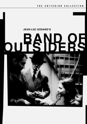 Rent Band of Outsiders on DVD