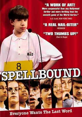 Rent Spellbound on DVD
