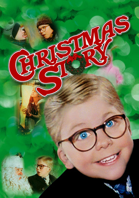 Rent A Christmas Story on DVD