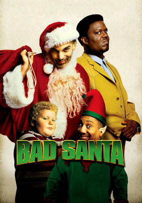 Rent Bad Santa on DVD