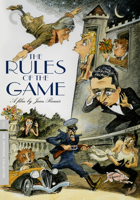 Rent The Rules of the Game on DVD