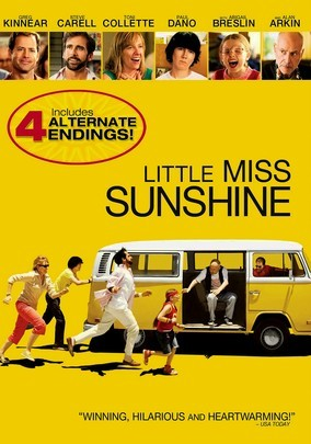 Rent Little Miss Sunshine on DVD