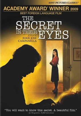 Rent The Secret in Their Eyes on DVD