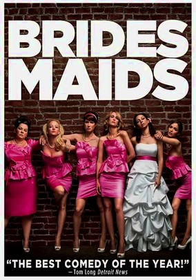 Rent Bridesmaids on DVD