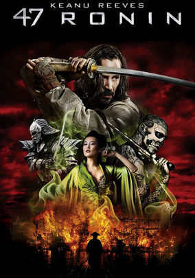 Rent 47 Ronin on DVD