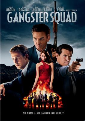 Rent Gangster Squad on DVD