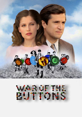 Rent War of the Buttons on DVD