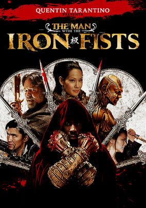Rent The Man with the Iron Fists on DVD