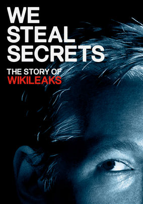 Rent We Steal Secrets: The Story of WikiLeaks on DVD
