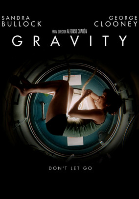 Rent Gravity on DVD