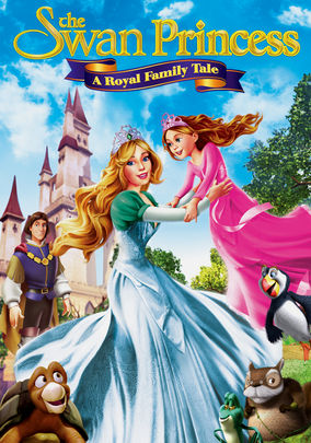 Rent Swan Princess: A Royal Family Tale on DVD