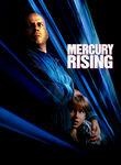 Mercury Rising (1998) Box Art