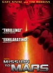Mission to Mars (1999) box art