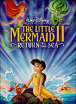 Little Mermaid II - Return to the Sea poster