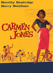 Carmen Jones (1954) Box Art