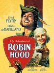 Adventures of Robin Hood (1938) poster