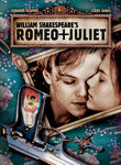 William Shakespeare's Romeo + Juliet poster