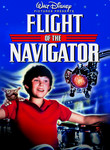 Flight of the Navigator (1986) Box Art