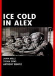 Ice Cold in Alex (1958) box art