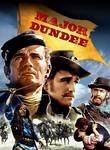 Major Dundee (1965) Box Art