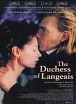 Duchess of Langeais (Ne touchez pas la hache) poster