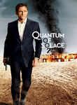 Quantum of Solace (2008) box art
