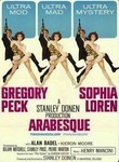 Arabesque (1966) box art