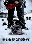 Dead Snow (Død snø) poster