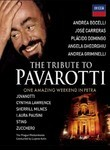 Tribute to Pavarotti: One Amazing Weekend in Petra poster