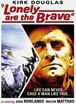Lonely Are the Brave (1962) box art