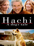 Hachiko: A Dog's Story poster