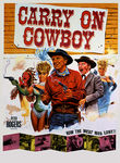 Carry On Cowboy (1965) Box Art