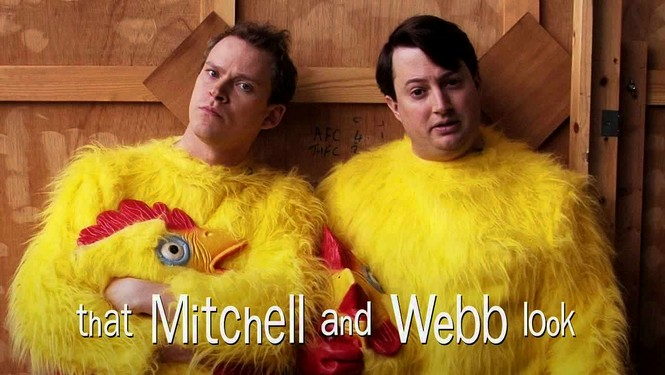 Rent That Mitchell and Webb Look on DVD