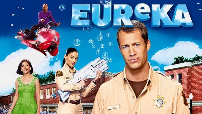 Rent Eureka on DVD