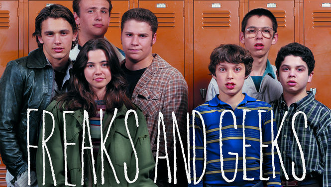 Rent Freaks and Geeks on DVD
